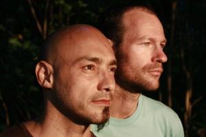 Fernando N. Pellicciol y Carlos Osatinsky Photo Mercedes Appugliese